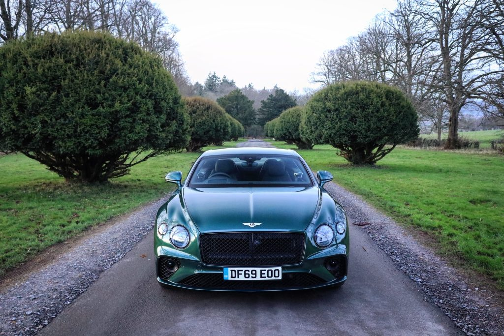 The new Continental GT V8 is here!