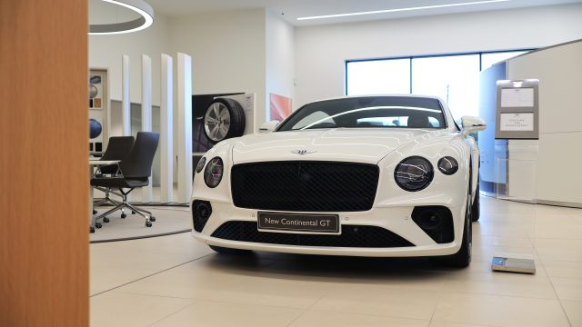 Continental GT V8 Coupe