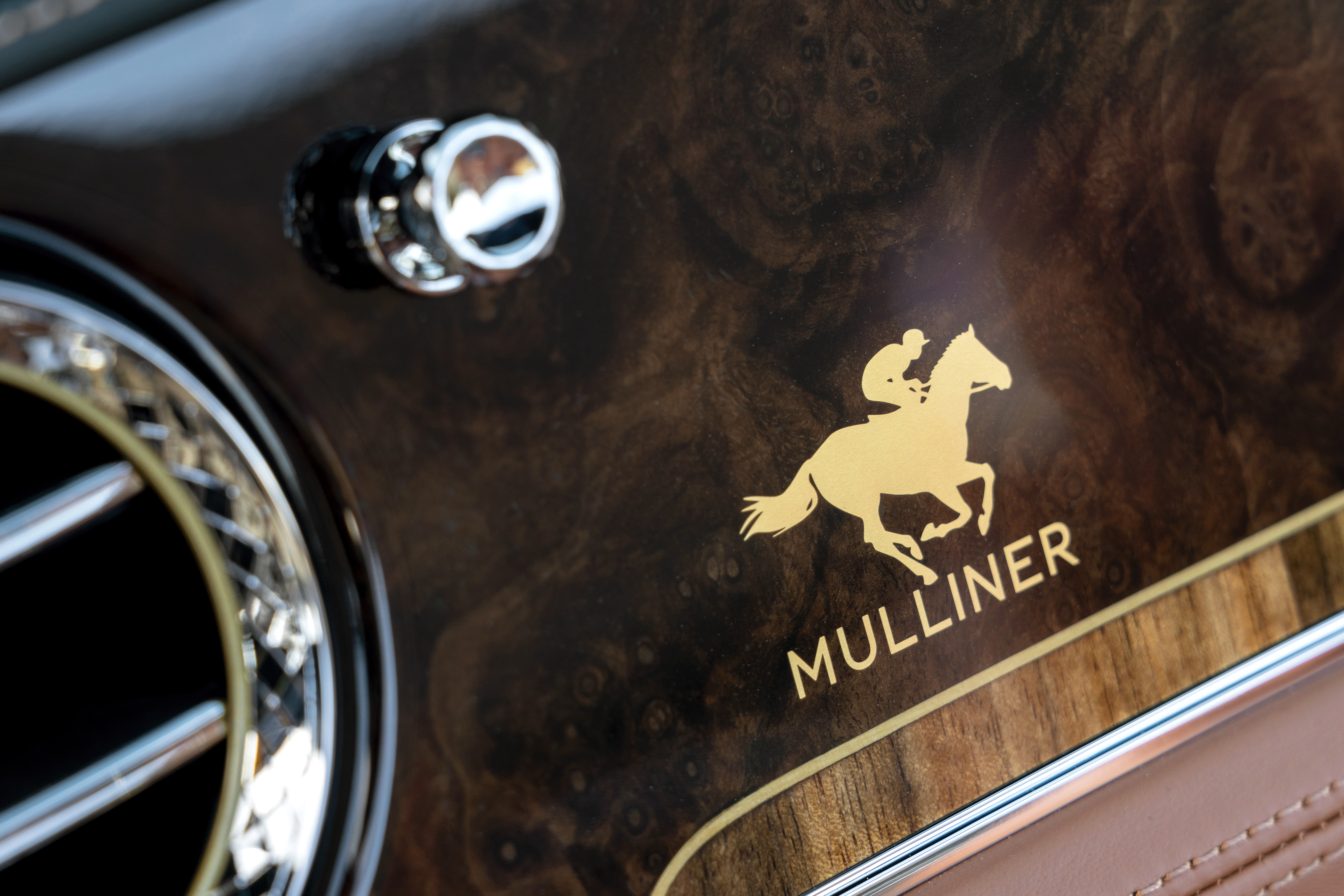 Discover the Continental GTC Equestrian Edition by Mullienr with Rybrook Bentley Bristol