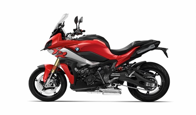 New BMW S1000 XR