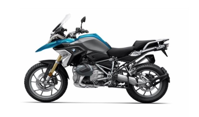 THE BMW R 1250 GS