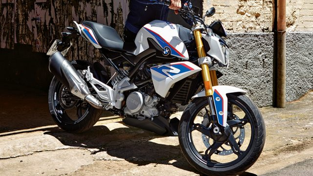 BMW G310 R... for less than a meal deal a day!