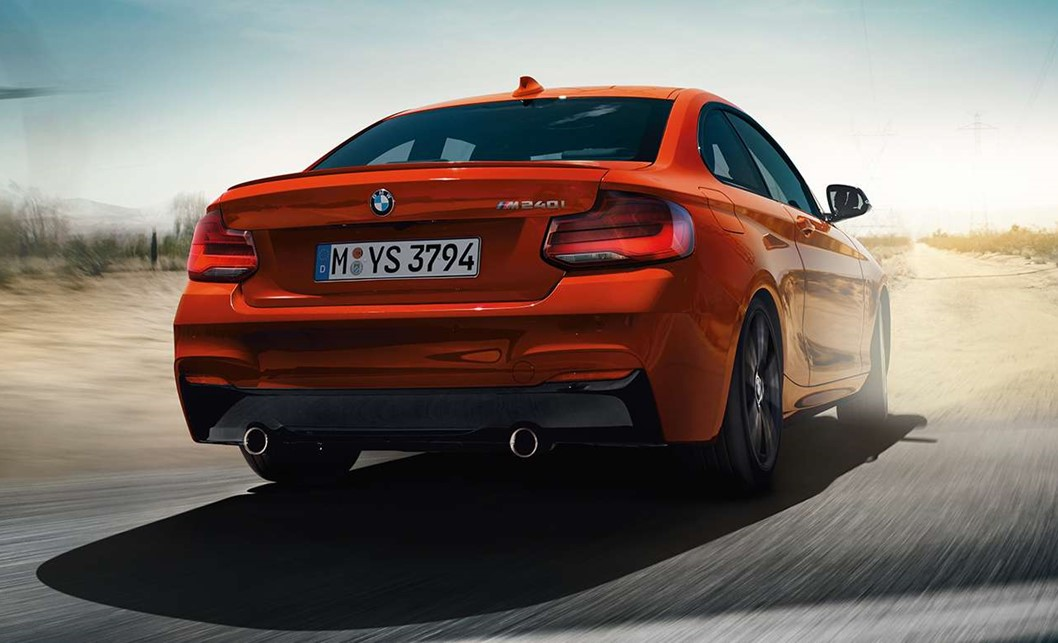 BMW 2 series coupe at Rybrook BMW