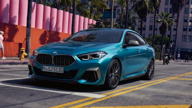 THE ALL NEW BMW 2 SERIES GRAN COUPÉ