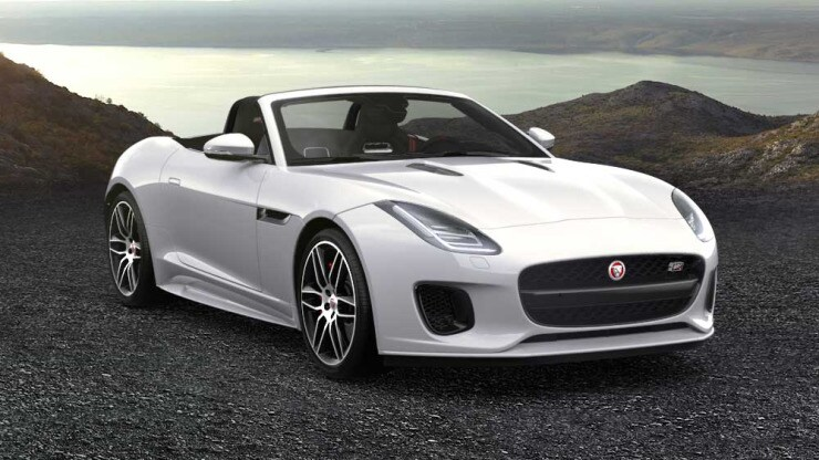 F-TYPE CHEQUERED FLAG CONVERTIBLE - Rybrook Jaguar