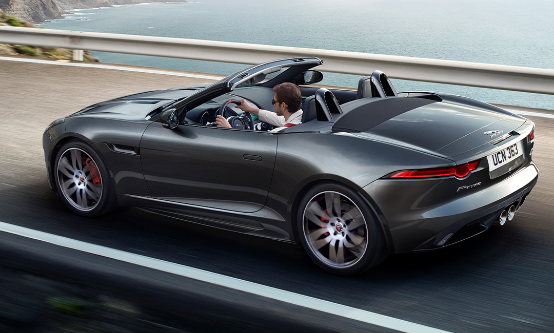 Jaguar F-TYPE Convertible Rybrook Jaguar
