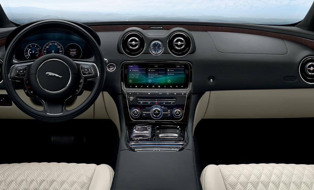 Jaguar XJ Interior - Rybrook Jaguar