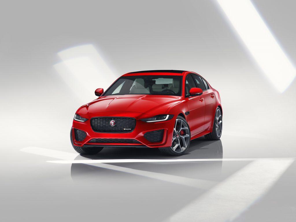 The All New Jaguar XE at Rybrook Jaguar