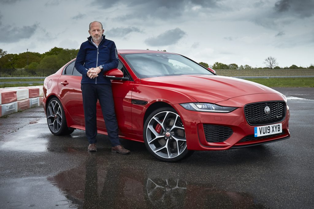 Jaguar Land Rover's Mike Cross Wins Autocar Lifetime Achievement Award