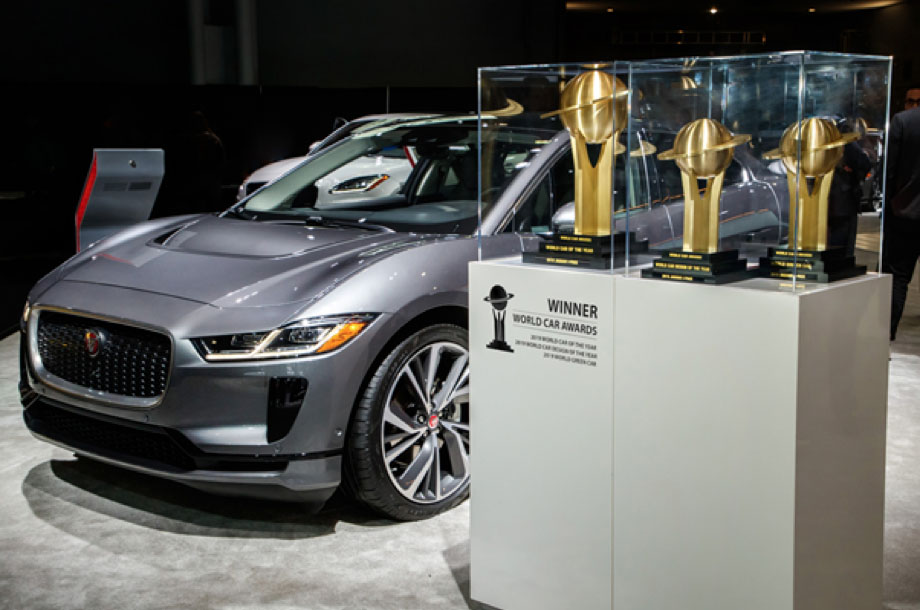 LONDON MOTOR SHOW HOSTS JAGUAR I-PACE – THE BEST CAR IN THE WORLD