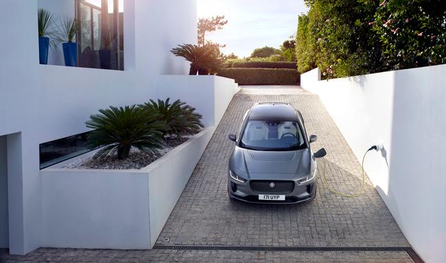 Jaguar I-PACE Charging | Rybrook Jaguar