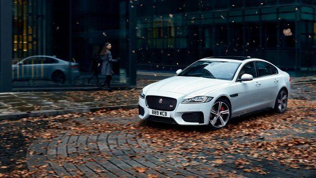 Jaguar XF Saloon Offer