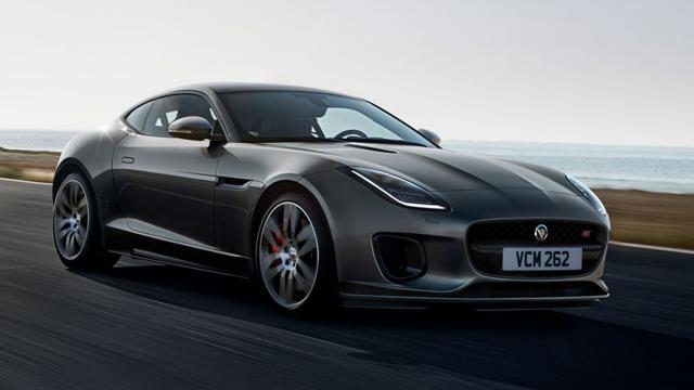 Jaguar F-TYPE Coupe Offer