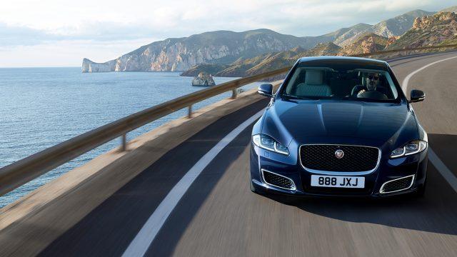 Jaguar XJ Celebration Saloon Offer