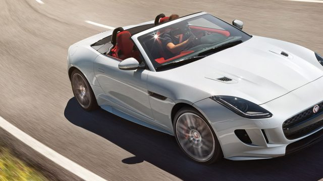 Jaguar F-TYPE Convertible Offer