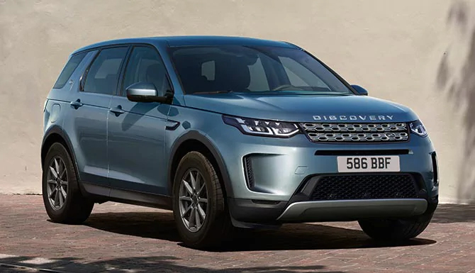 New Discovery Sport Model - Rybrook Land Rover