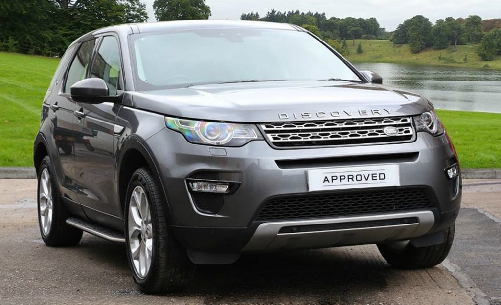 Discovery Sport Finance Offer - Rybrook Land Rover