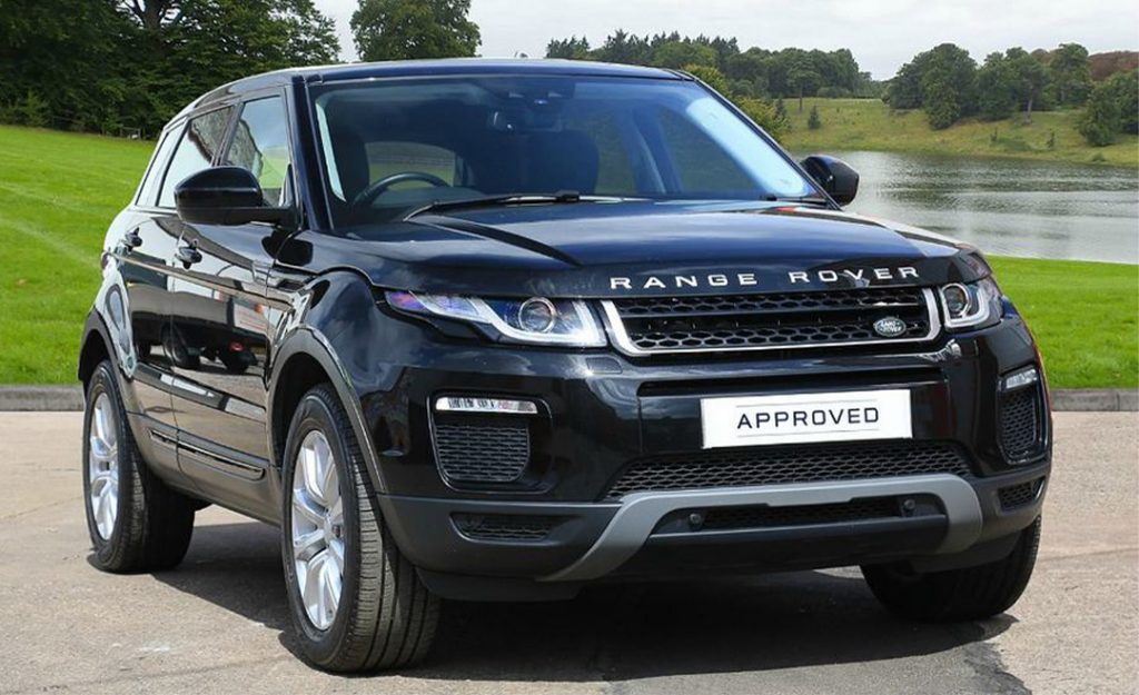 Approved Used Evoque Finance Offer - Rybrook Land Rover
