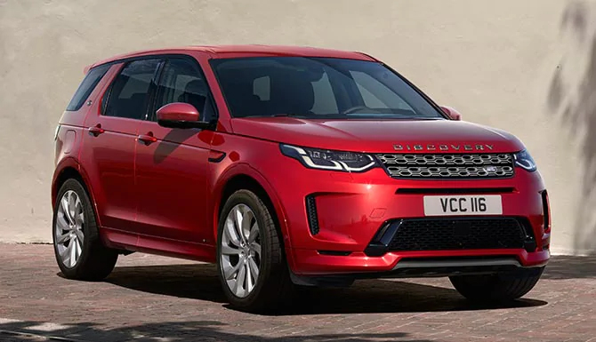 New Discovery Sport R-Dynamic HSE - Rybrook Land Rover