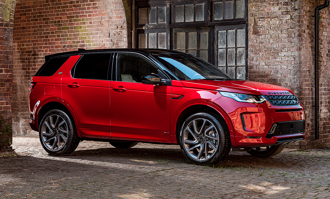 New Discovery Sport - Design - Rybrook Land Rover