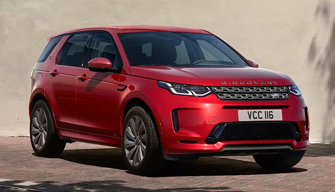 New Discovery Sport R-Dynamic - Rybrook Land Rover SE