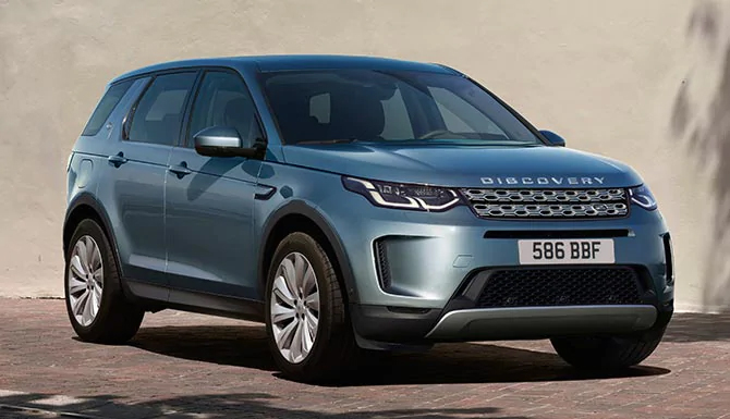 New Discovery Sport SE - Rybrook Land Rover
