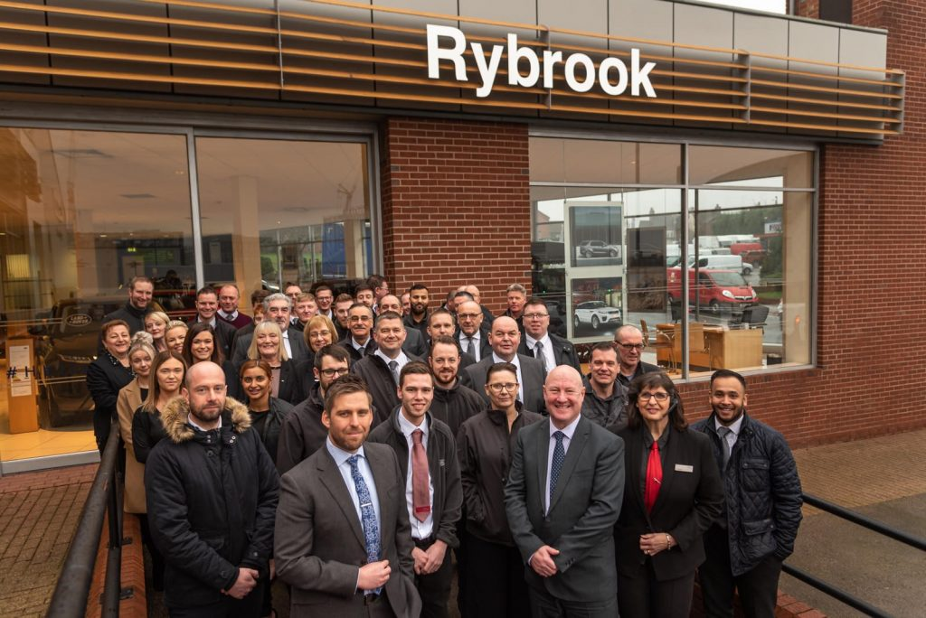 Rybrook Group completes Jaguar and Land Rover Stoke acquisition