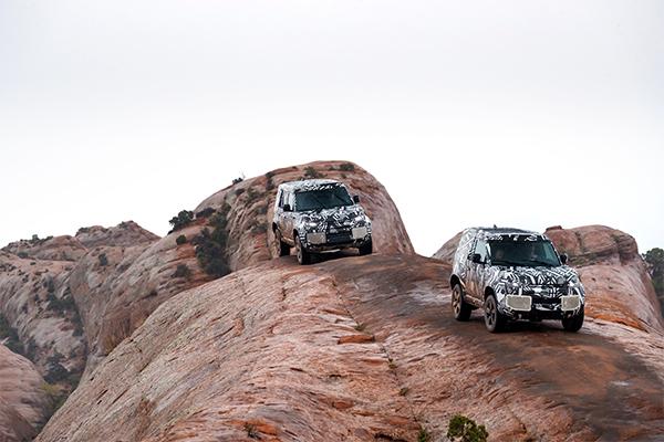 New Land Rover Defender 2020 - Rybrook 2