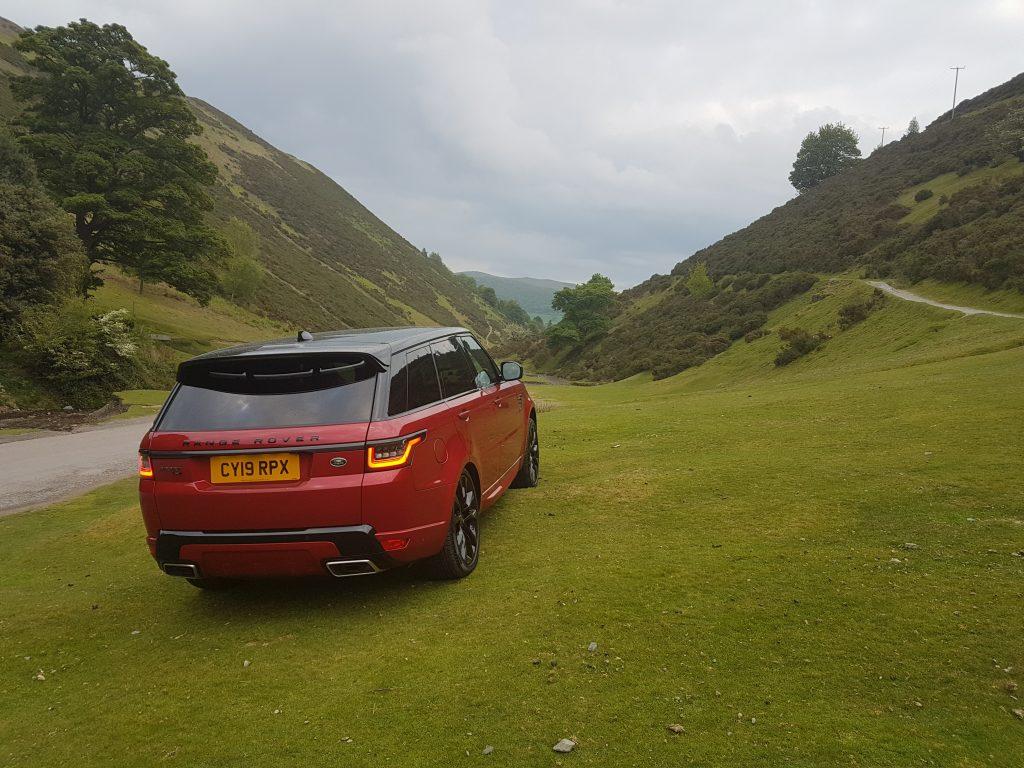 Range Rover Sport HST Test Drive – Jonathan Kingsley