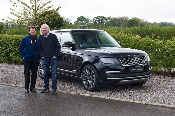 Range Rover Astronaut Edition - Rybrook Land Rover