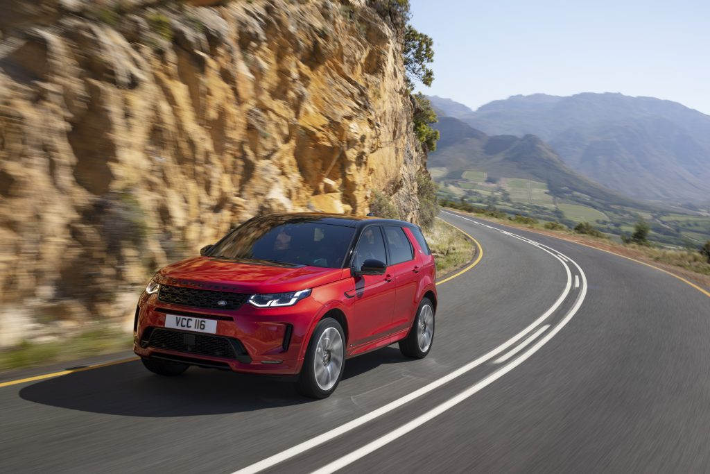 New Discovery Sport – Rybrook Land Rover