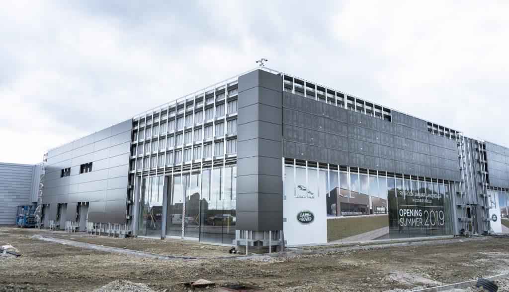Dual Arch Site Update June 2019 –  Rybrook Land Rover Huddersfield