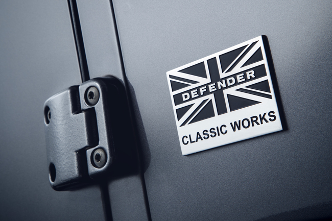 LR Classic Defender Works Upgrade Kits 2 - Rybrook Land Rover