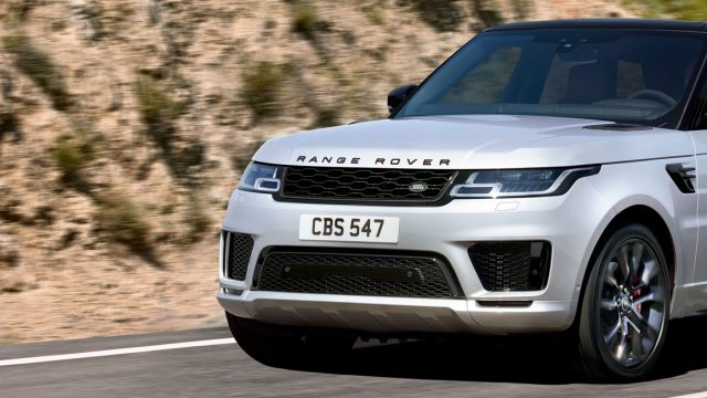 NEW RANGE ROVER SPORT AT CONWY, HUDDERSFIELD & STOKE