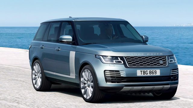 NEW RANGE ROVER VOGUE AT CONWY, HUDDERSFIELD & STOKE