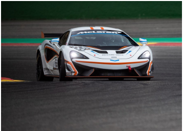 Pure McLaren GT Series