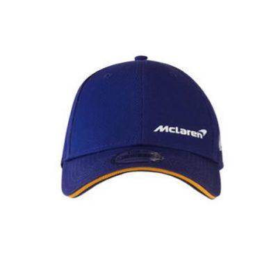 McLaren F1 Essential Cap- Burton Blue