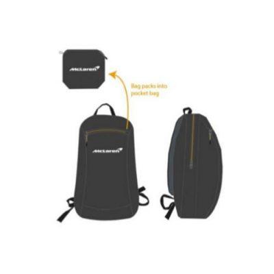 McLaren F1 Packable Backpack