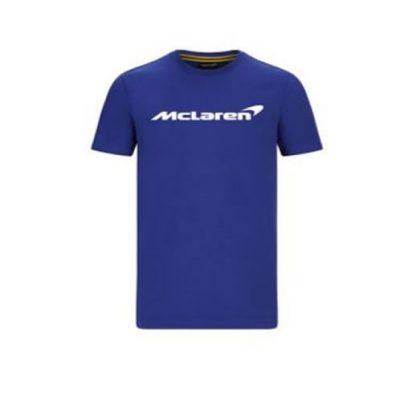 McLaren F1 Essential Blue T-Shirt