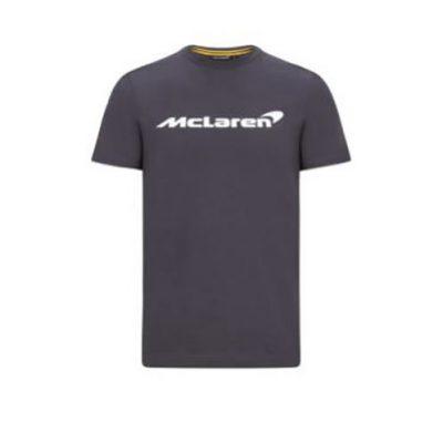 McLaren F1 Essential Grey T-Shirt