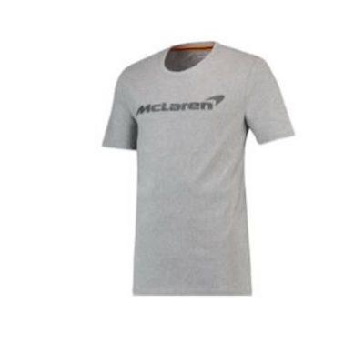 McLaren F1 Essentials T-shirt Grey