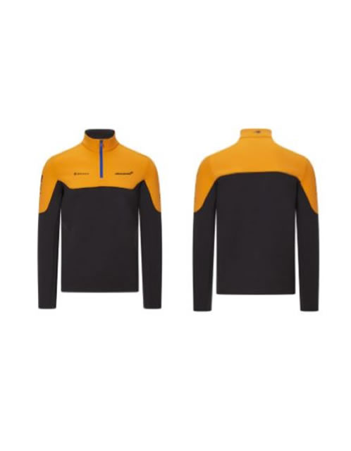 McLaren F1 Team 1/4 Zip Sweatshirt