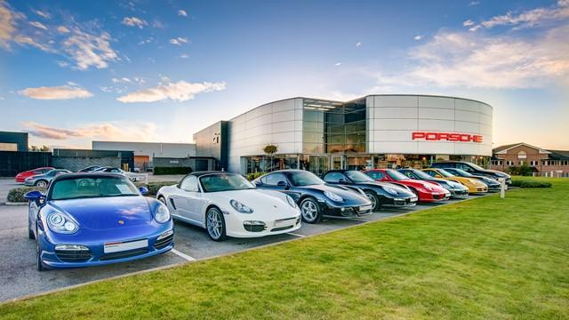 Porsche Centre Chester