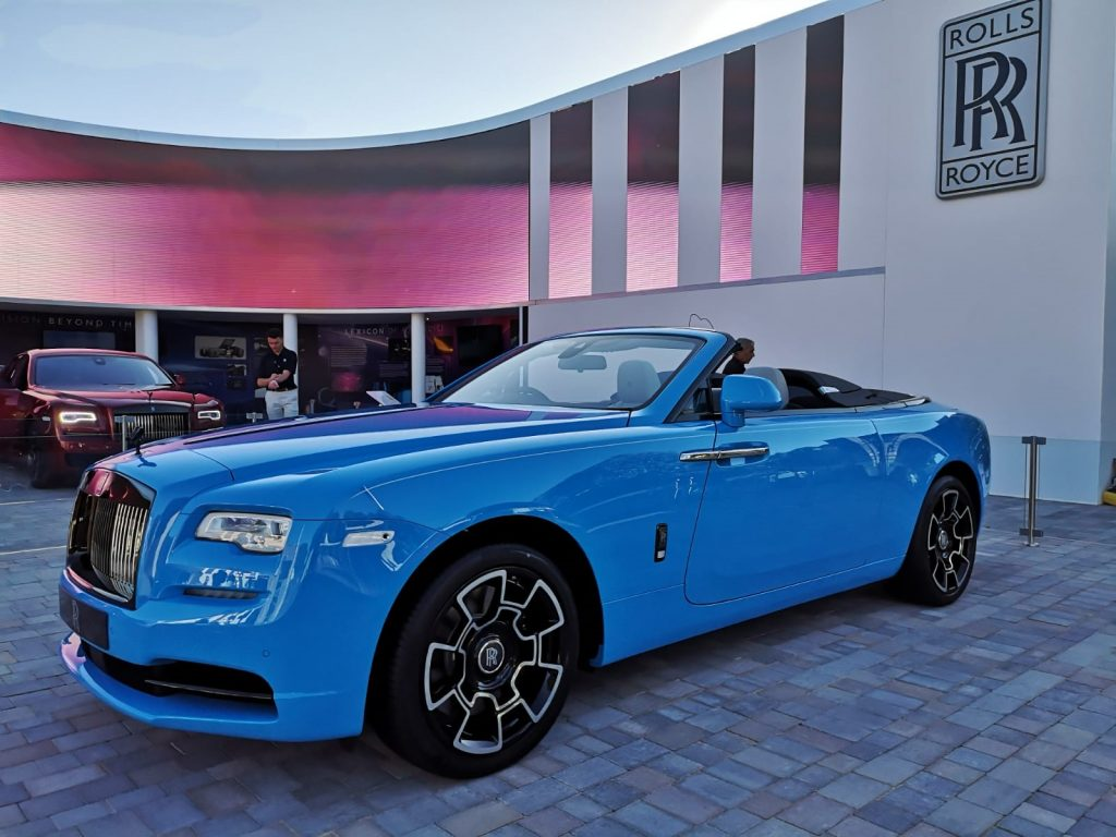 Rolls-Royce Motor Cars at the Goodwood Festival of Speed 2019