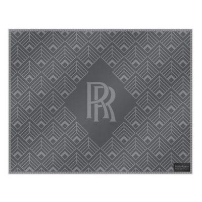 Rolls-Royce Pure Wool Lap Blanket