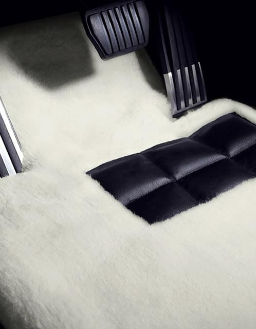 Rolls-Royce Lambswool Floor Mats