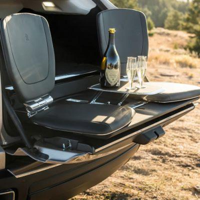 Rolls-Royce Viewing Suite