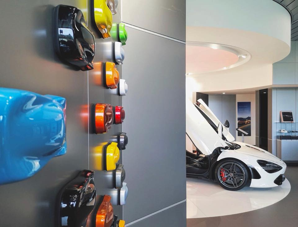 Sales Specialist at Rybrook Specialist Cars Bristol / McLaren Bristol