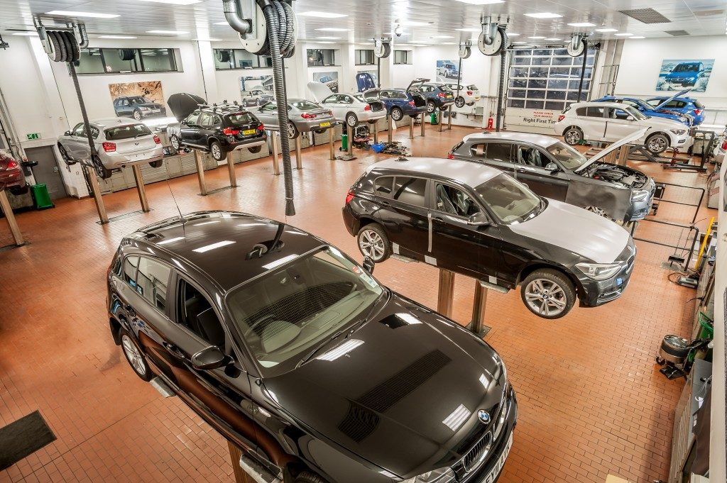 Vehicle Technician Vacancy BMW Worcester