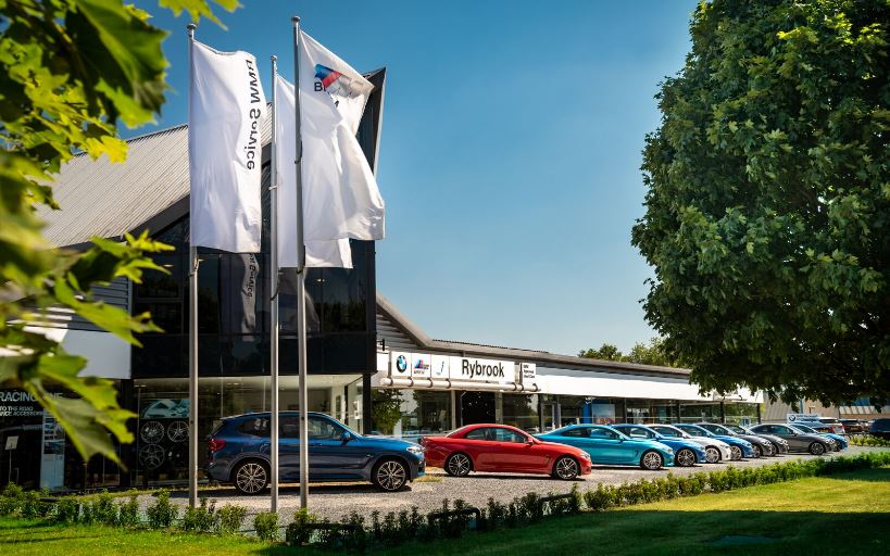 New Car Sales Executive Vacancy – Warwick BMW